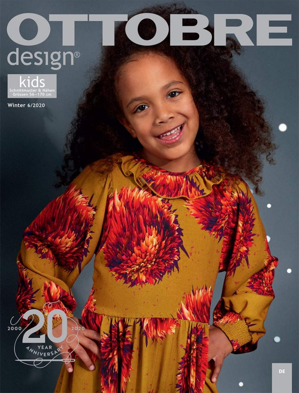 Ottobre design Kids Winter 06/2020